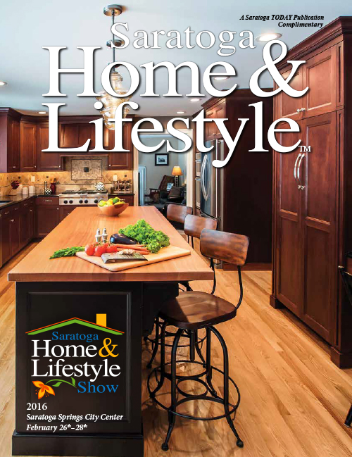 Saratoga Home & Lifestyle Magazine 2016