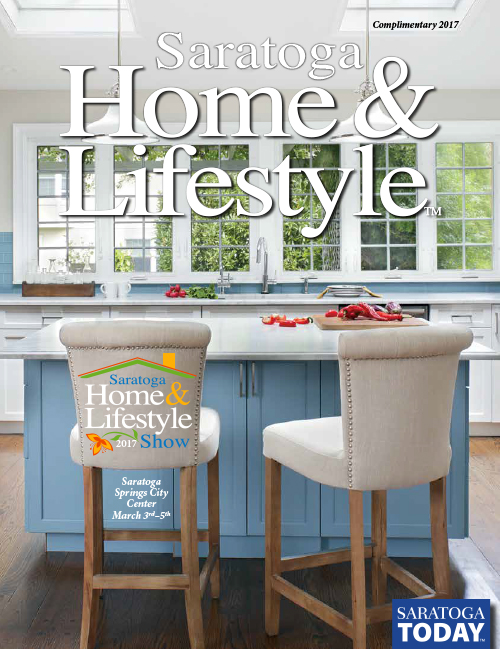 Saratoga Home & Lifestyle Magazine 2017