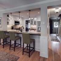 Winner of the NY Tri-State NKBA 2015 Best Remodel Kitchen up to 150 sqft