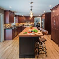 Winner of the NY Tri-State NKBA 2015 Best Remodel Kitchen up to 300 sqft